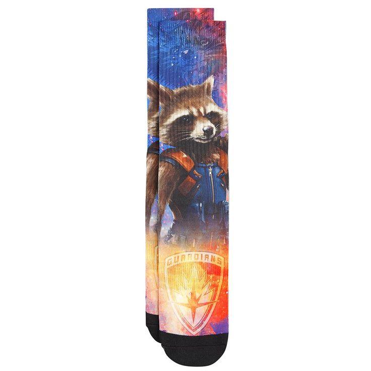 "GUARDIANS OF THE GALAXY ""Rocket"" socks"