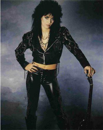 Joan Jett - joan-jett Photo- Christine as Joan Jett