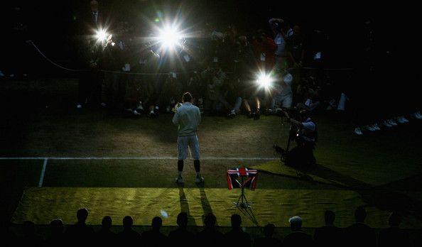 Rafael Nadal in The Championships - Wimbledon 2008
