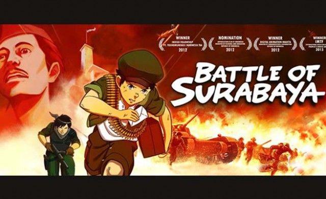 Battle Of Surabaya; Cerita Lain Masa Penjajahan Jepang www.heibogor.com