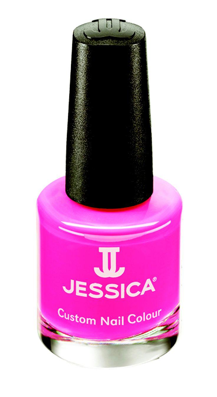 Jessica Pass the Pink-tini
