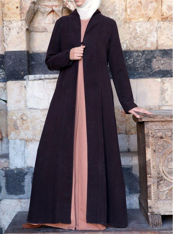 SHUKR Islamic Clothing. We Love Layering!