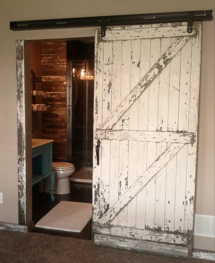 90 Best Images About Bath Barn Doors On Pinterest Master