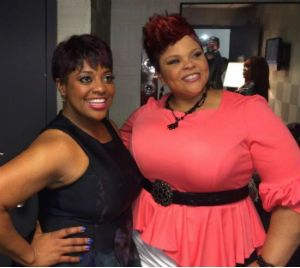 TV Fab! Tamela Mann Sings Take Me To The King On The View
