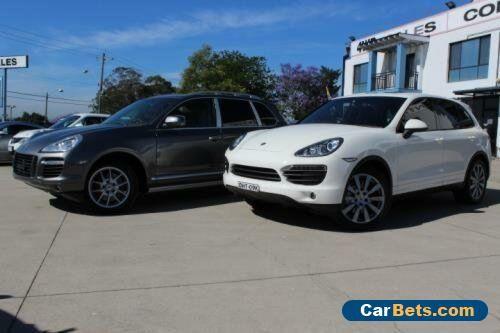 2010 Porsche Cayenne Series 2 S White Automatic 8sp A Wagon #porsche #cayenne #forsale #australia