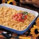 Texan Ranch Chicken Casserole Recipe | Taste of Home Recipes