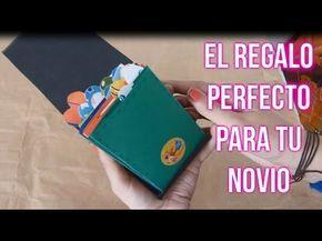 CARTA DE SOBRES! / El regalo perfecto para tu novio❤