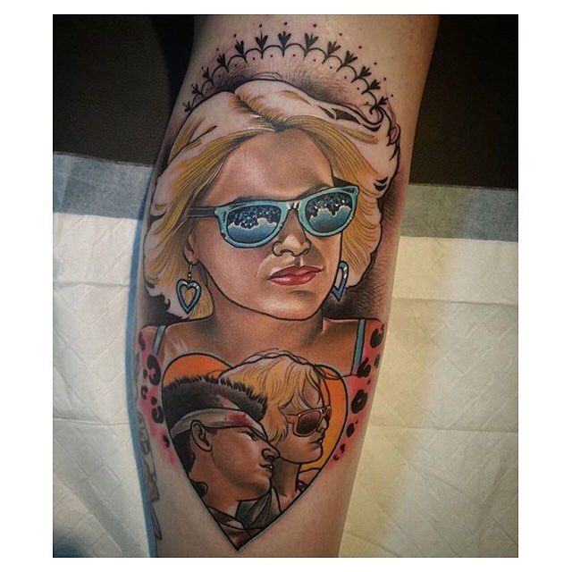 True Romance Tattoo