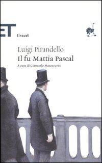 """Il fu Mattia Pascal - Luigi Pirandello - 1904 - """"Gli abiti che indossiamo, il loro taglio, il loro colore, possono far pensare di noi le più strane cose"""""""