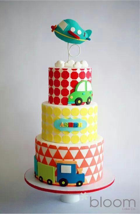 Transportation cake                                                                                                                                                                                 Mais