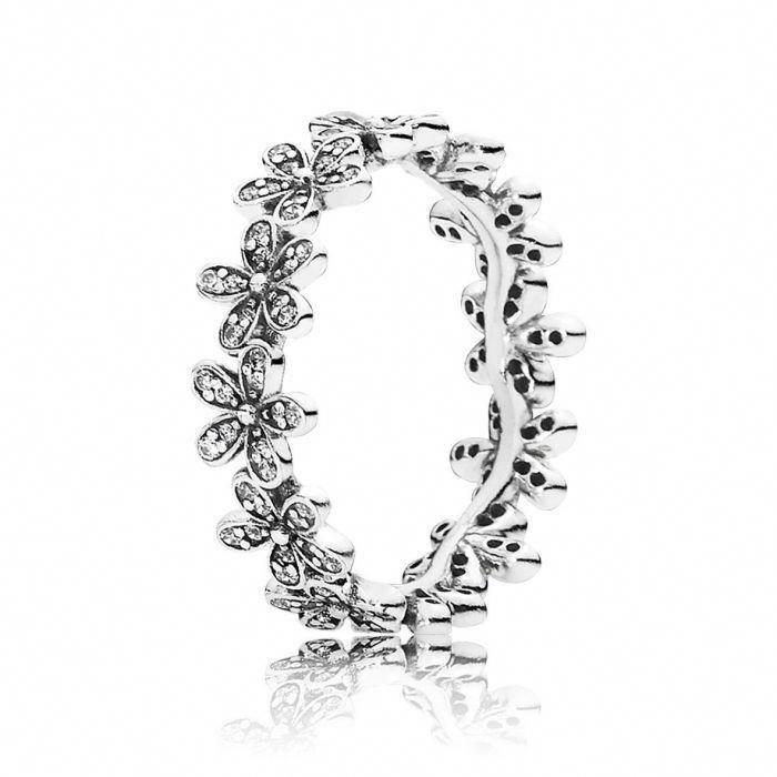 Amethyst engagement ring Diamond white gold Cluster ring