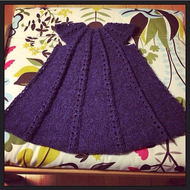 Smillas kjole, All you knit is love, Susie Haumann