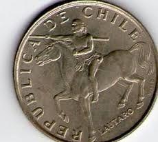 Resultado de imagen para MONEDAS ANTIGUAS DE CHILE