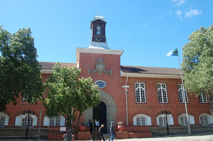 The Eastern Cape High Court, High Street