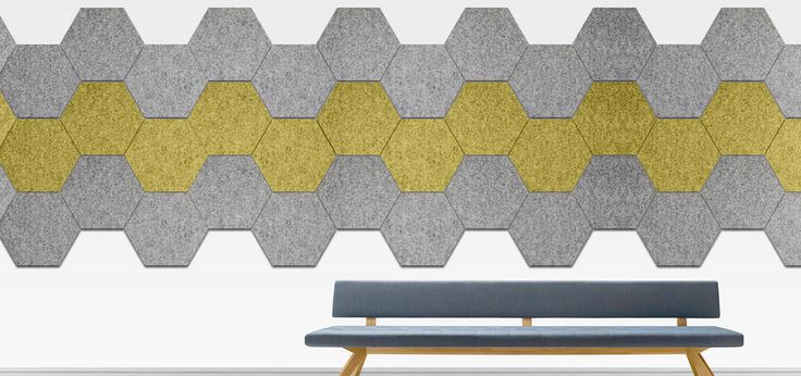 Ecofelt Wall Covering