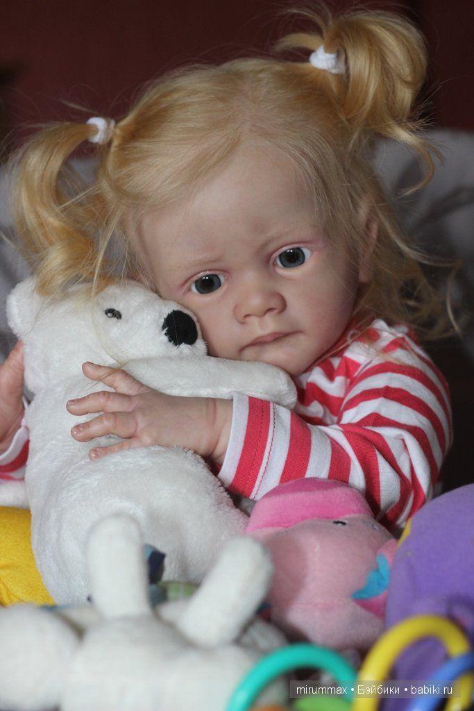 Фрида. Куклы реборн Наталии Размысловой / Куклы Реборн Беби - фото, изготовление…