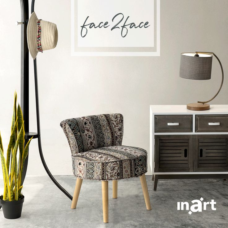 Fighting for your attention! Two lovely chairs, face 2 face! Which one do you prefer the most? Comment below. www.inart.com