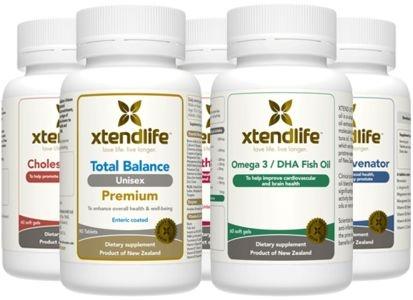 http://www.bestnutritionsupplements.com - Xtend-Life natural dietary health supplements.