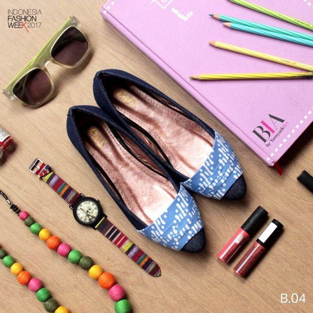 Saya menjual Flatshoes BIA - Aletta Jeans Parang seharga {{price}}. Dapatkan produk ini hanya di Shopee! https://shopee.co.id/sylviaoryza/145531292 #ShopeeID