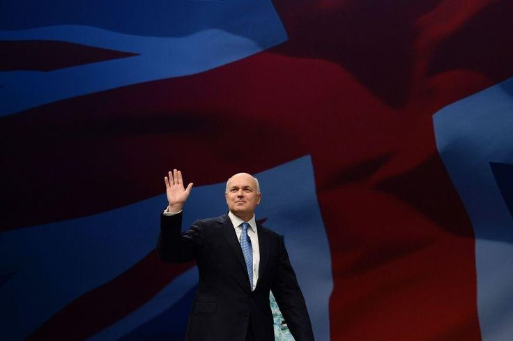 Iain Duncan Smith tells disabled people to work their way out of poverty | UK Politics | News | The Independent