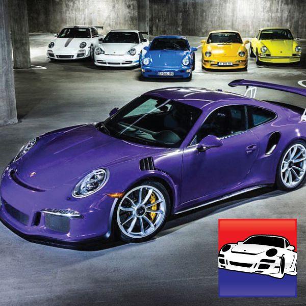 Porsche 911 RS family...name your colour http://www.tdautomotive.com.au/ #Porsche #Motorsport #Repair #Servicing