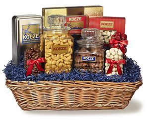 25+ unique Corporate gift baskets ideas on Pinterest   Raffle gift ...