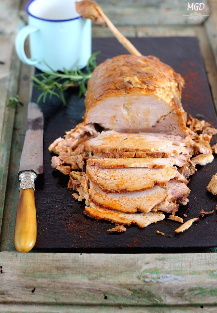 Mi Gran Diversión: Lomo de cerdo adobado