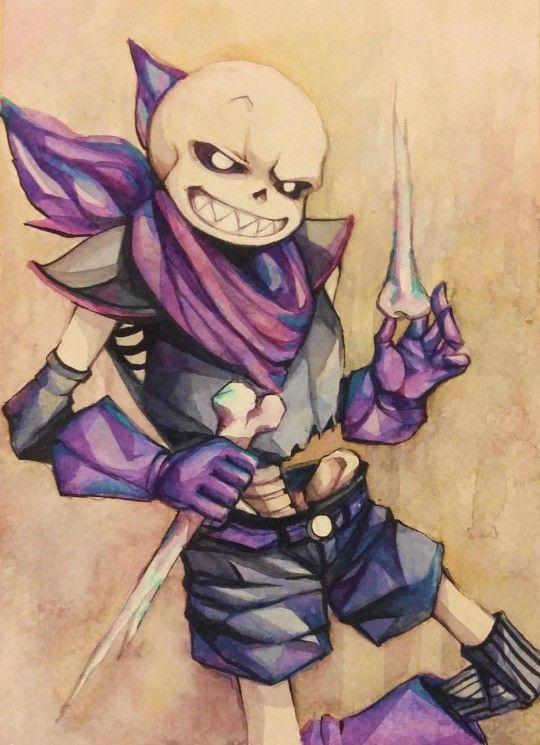 Swapfell Sans by muskka on tumblr | Swapfell | Swapfell sans, Zelda