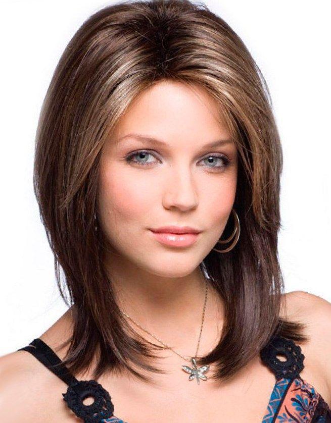Стрижка для овального лица - http://popricheskam.ru/313-strizhka-dlja-ovalnogo-lica.html. #прически #стрижки #тренды2017 #мода #волосы