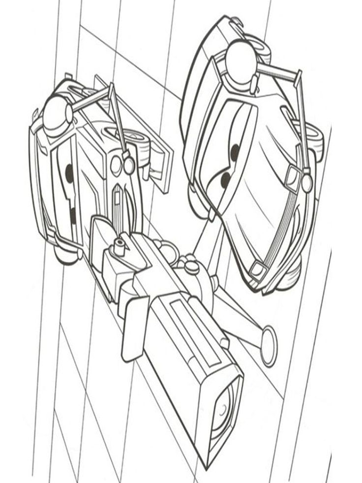 14++ Cars 2 lightning mcqueen coloring pages info