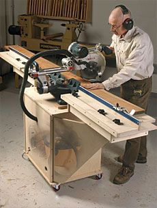 Preview Your Miter Saw Needs A Stand Fine Woodworking Article