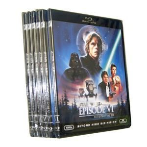 Star Wars DVD Box Set - $45.99