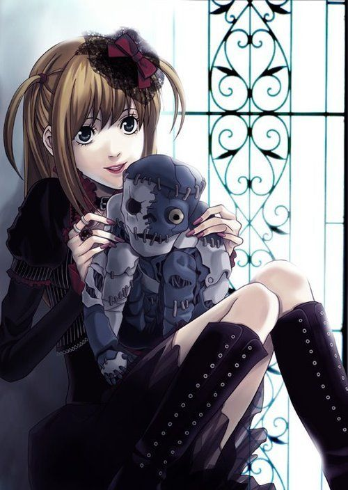 Misa & Gelus. Have you ever though that Misa is the cause for two deaths?? I seriously don't like her!