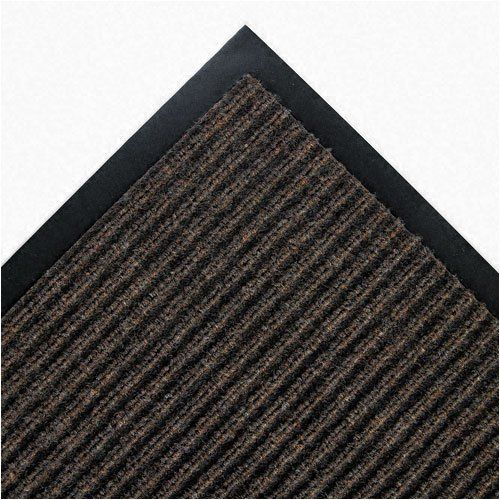 Crown : Needle Rib Wipe & Scrape Mat, Polypropylene, 36 x 60, Brown -:- Sold as 2 Packs of - 1 - / - Total of 2 Each by Crown. $94.92. Crown : Needle Rib Wipe & Scrape Mat, Polypropylene, 36 x 60, Brown  Keep those unwanted guestsdirt and moistureoff the invite list by using these Needle Rib wiper/scraper mats. The rugged grooves and ribbed polypropylene needle fibers trap and hide dirt before it enters your home or office. Features wear-resistant and color-fast desig...