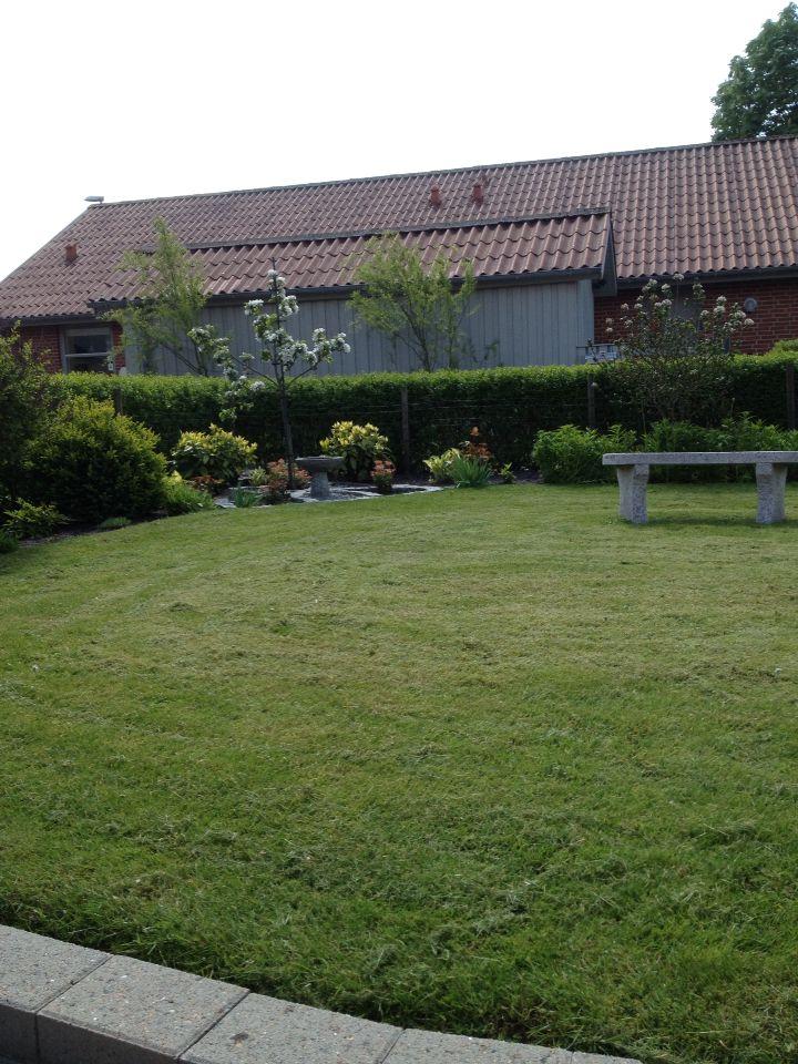 Hygge i haven