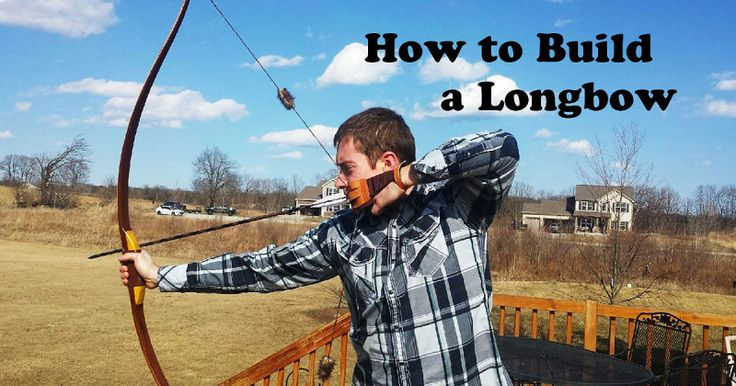 How to Build a Reflex Deflex Longbow (Hybrid Longbow) -  https://www.youtube.com/watch?v=xljOvsexlkg The video shows how I built my reflex deflex longbow (hybrid longbow) step by step. I've shot compound bows since I was 14, when my dad first took me bowhunting. First I shot a $50 garage sale bow, then a nice Hoyt, followed by a nice Bowtech which I still own. But there has always been a...
