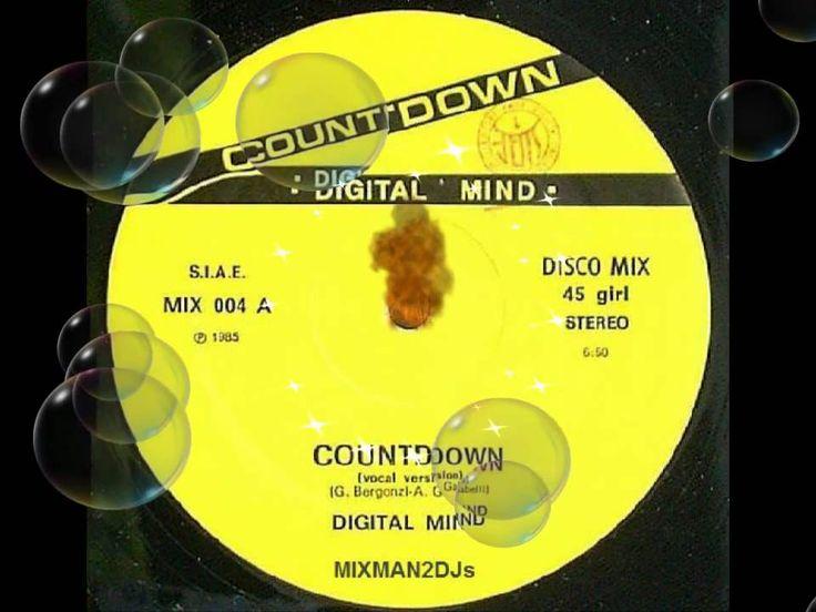 Digital Mind -Count Down (Vocal Version)