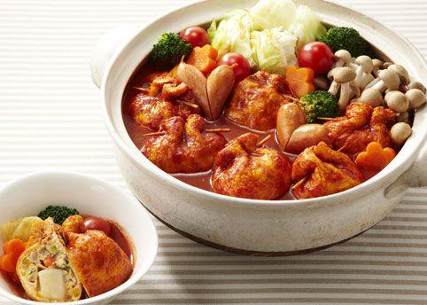 愛菜トマト鍋