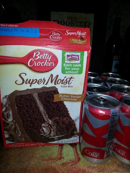25 Best Ideas About Diet Coke Brownies On Pinterest