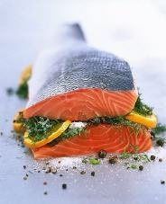 graved lachs (salmon) - von tim maelzer