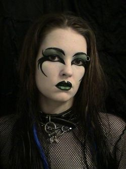 The Gothic makeup look became popular in the late 80's to early 90's and hasn't really ever gone out. Gothic makeup is a look that is dark and...
