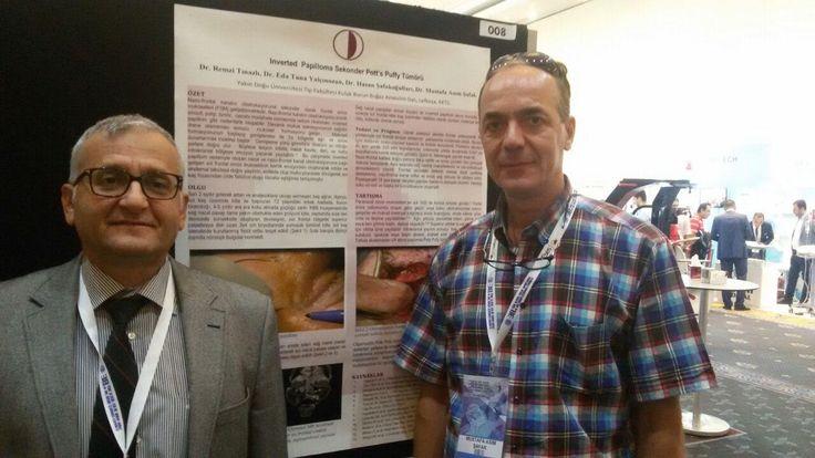 Yakın Doğu Üniversitesi Tıp Fakültesi 38. Türk Ulusal Kulak Burun Boğaz Ve Baş Boyun Cerrahisi Kongresi'nde Temsil Edildi