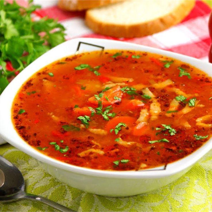 Zupa po Cygańsku