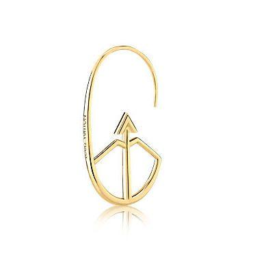 Sternzeichen Ohrring Schütze von Louis Vuitton