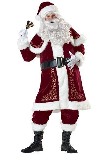 Unique Santa Claus Costume - Adult Santa Claus Costumes