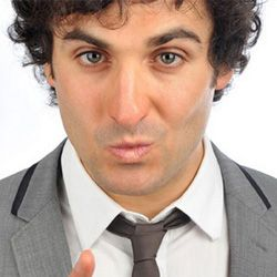 """Patrick Monahan """"This gifted livewire commands the stage with a mix of wit and force of personality"""" Bruce Dessau – Evening Standard"""