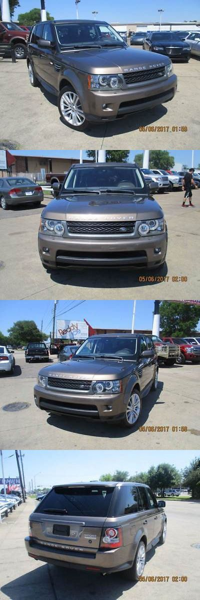 SUVs: 2011 Land Rover Range Rover Sport Hse 4X4 4Dr Suv 2011 Land Rover Range Rover Sport Hse Lux Brown Sport Utility 8 Cylinder Engine -> BUY IT NOW ONLY: $24995 on eBay!