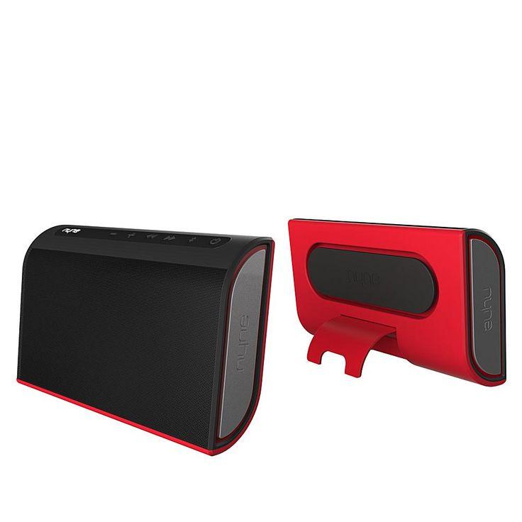 NYNE TT Bluetooth Wireless Travel Speaker - Black