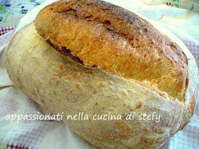 Questo pane è fatto secondo lo stile e le preziose indicazioni del mio amico Carlo Di Cristo, un appassionato panificatore che...