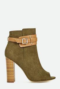 Garania Schuhe in Taupe - günstig kaufen bei JustFab